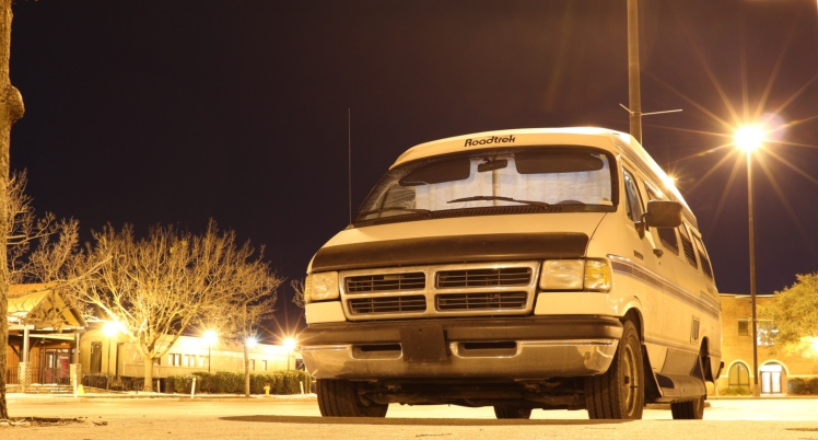 Blog 2 Roadtrek night_Fotor
